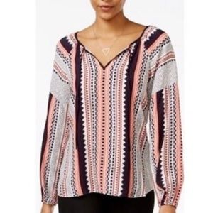 Sanctuary peasant style blouse, small, no flaws